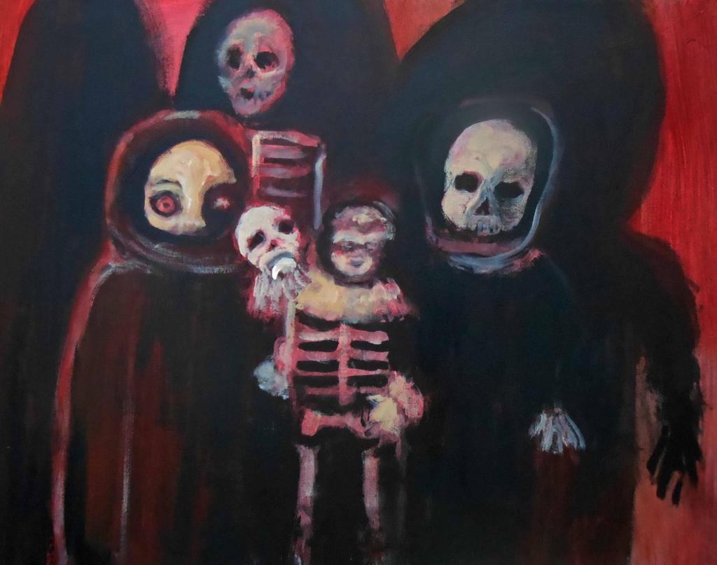 Hades by Blackbirdmotel