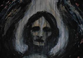 Weeping Angel 2 by Blackbirdmotel