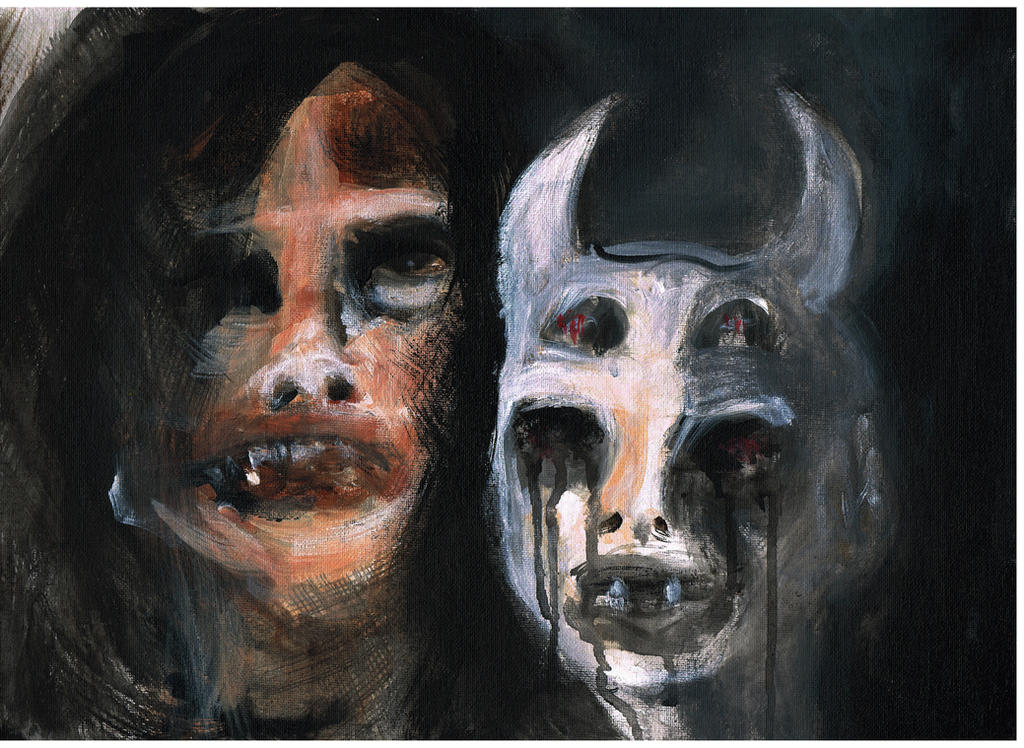 Agglewulf and Ashe by Blackbirdmotel