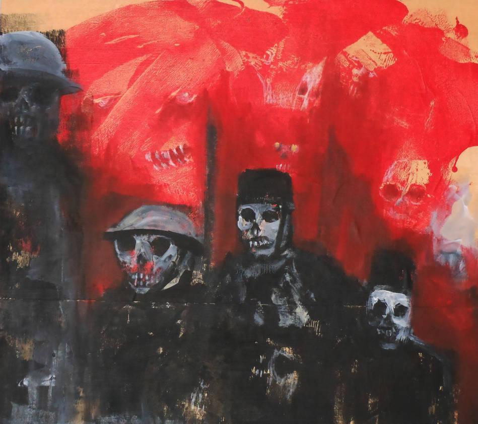 Atrocities of War by Blackbirdmotel