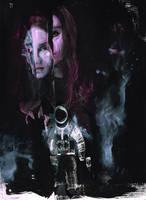 Astronaut by Blackbirdmotel