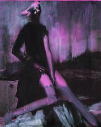 Purple Haze by Blackbirdmotel