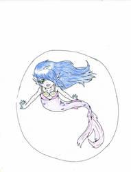 Mermaid! by enderman900