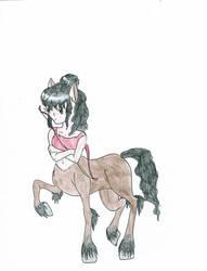 A Centaur! by enderman900