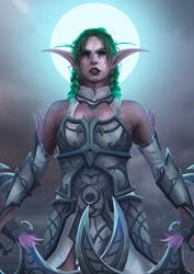 Night Warrior, Tyrande