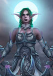 Night Warrior, Tyrande