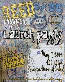 Reed Magazine Promo Poster