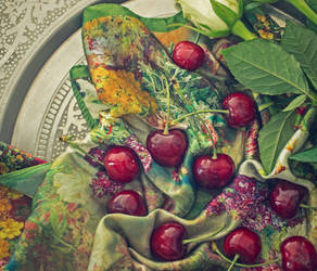 Cherry Baroque by VinaApsara