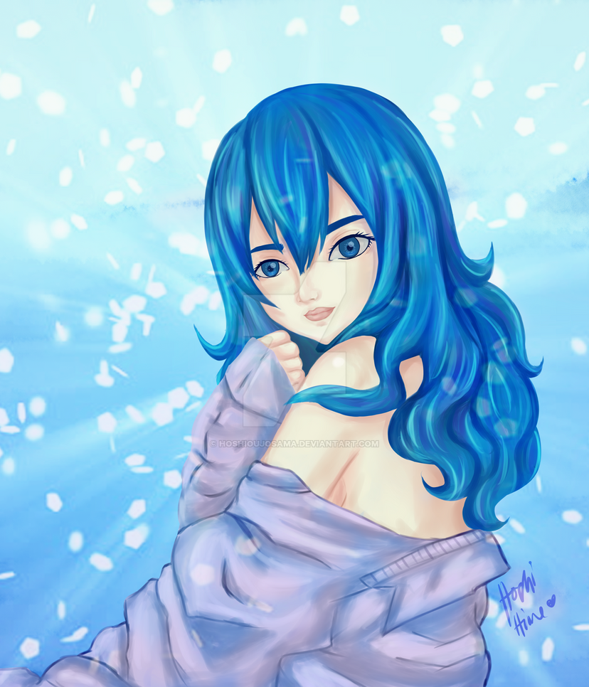 Juvia Lockser by HoshiOujoSama