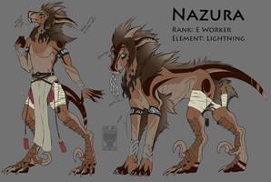 Nazura Entry by Lizarr7