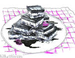Inktober Day 1 - DESSERT: Chocolate Cookies