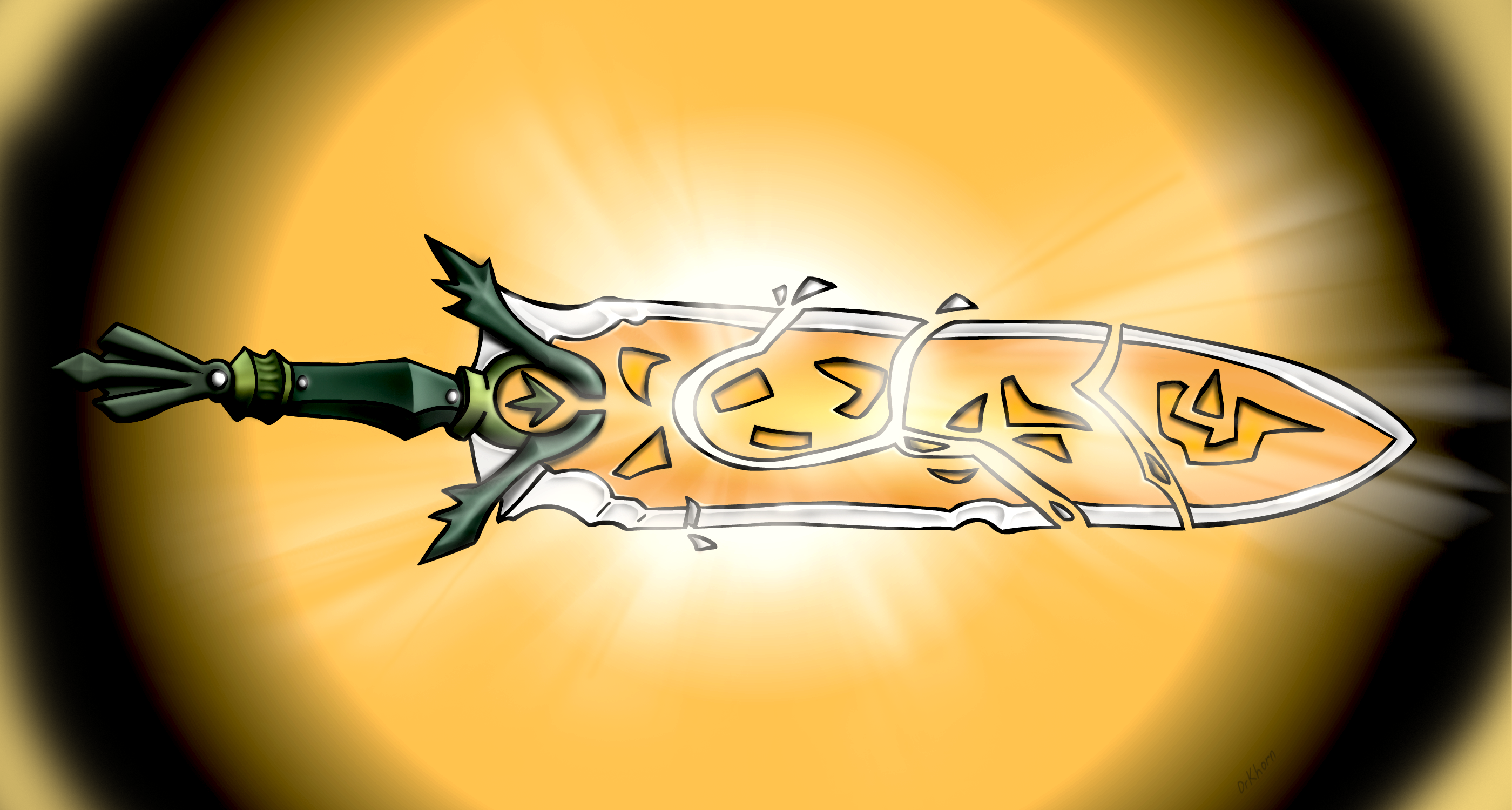 Carrot blade (Riven) 2nd v by DrKhorn on DeviantArtBunny Riven Fan Art