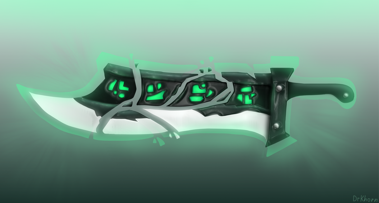 Elysant's Equipment Blade_of_exile__riven__by_drkhorn-d82l15y
