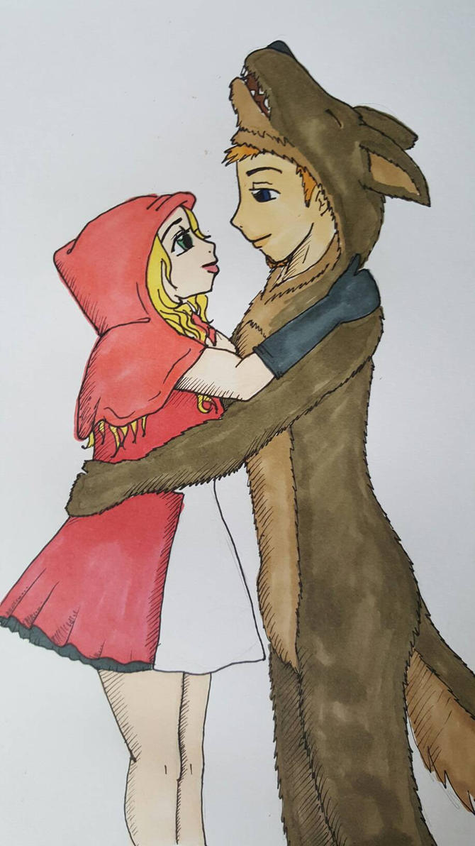 Red Riding Hood by lefthandedscissor