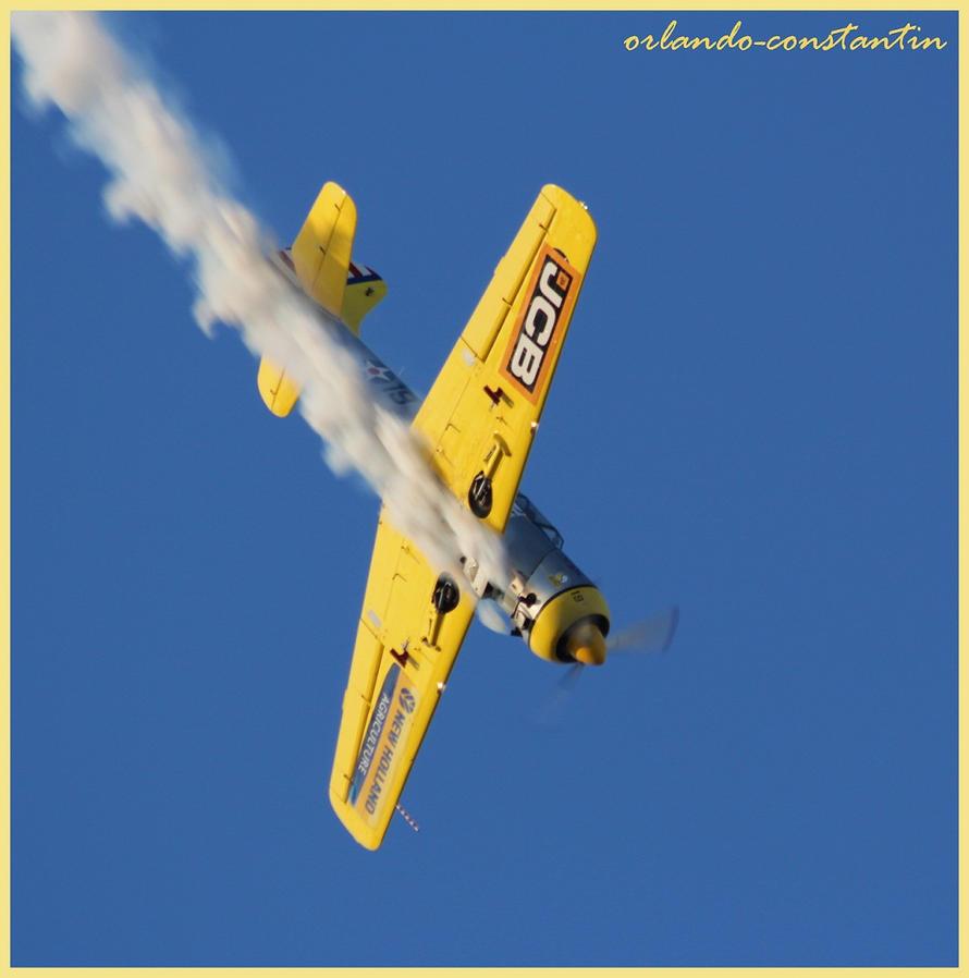 Aerobatic Yakers 2 by orlando-constantin