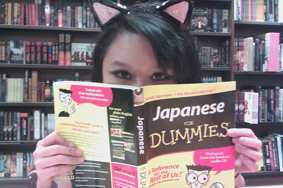 how to speak japanese for dummies