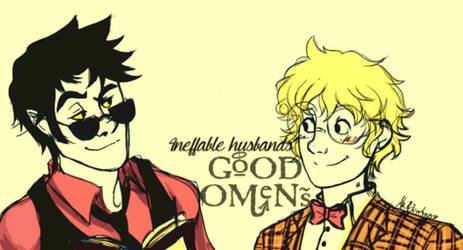 Ineffable husbands by mr-raindrop