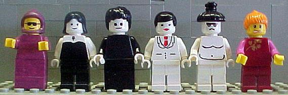 The Endless Lego