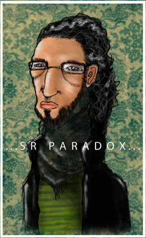 Sr Paradoja by UperLooper