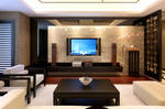 Chinese Style Living Room -1