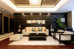 Chinese Style Living Room -2