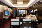 Chinese Style Living Room -5