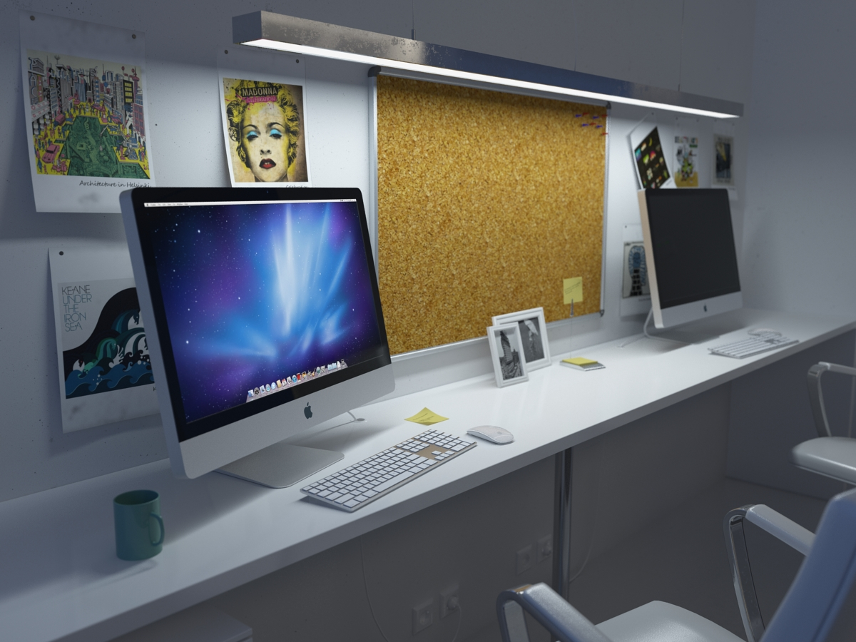 Small home office #2
