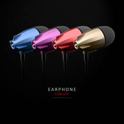 earphone concept design