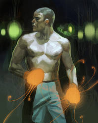 boxer by janaschi