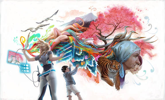 nextgen digital art