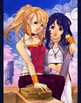 dionne and shikku