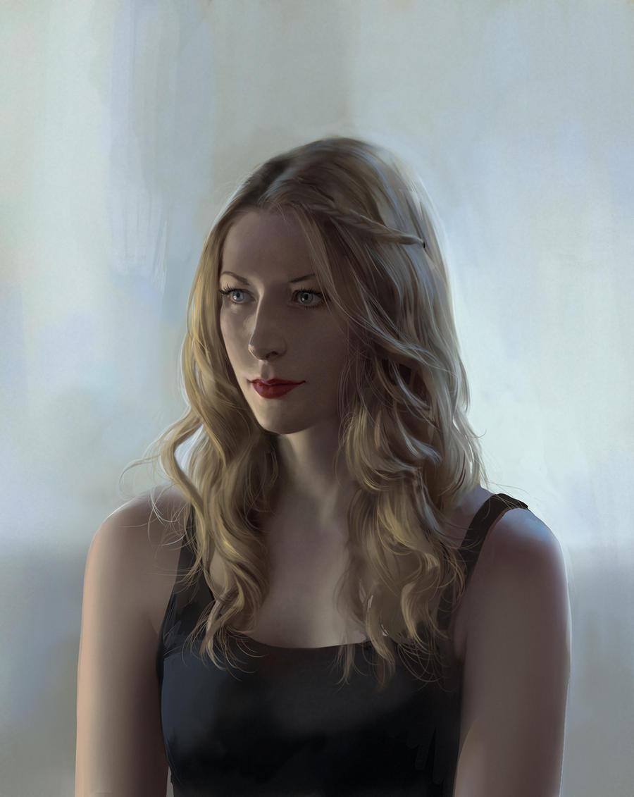 Caitlin by janaschi