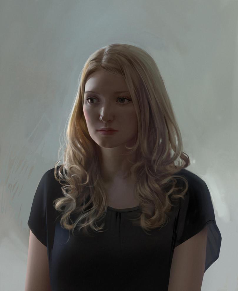 Julie by janaschi