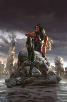 Red She-Hulk 62