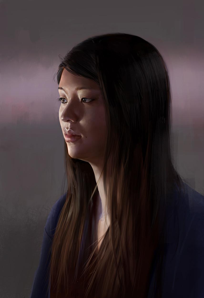Vanessa by janaschi