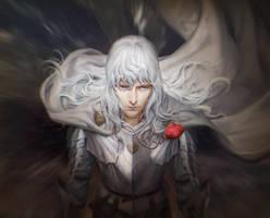Griffith Berserk by janaschi