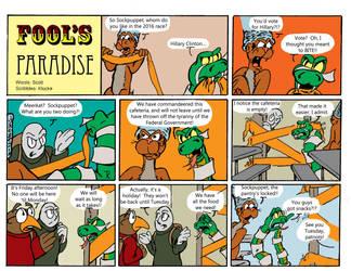 Fools Paradise 21