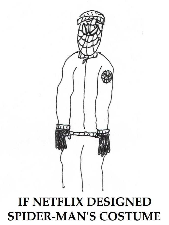 Netflix Spider-Man