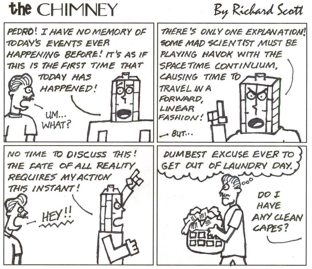 The Chimney 122