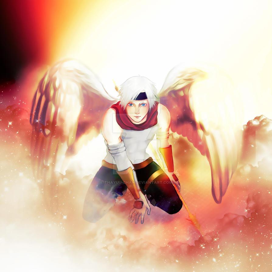 OC - Phoenix by ThaYuu-chan