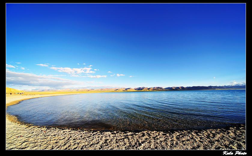 Beatuiful Tibet - Lake