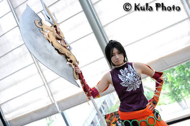 Dynasty Warriors - Ling Tong