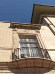 Window Balcony Stock