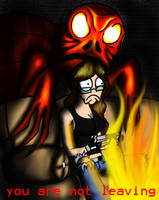 Haunted Games 2 by BrainLessGirl