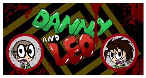 Danny And Leo by BrainLessGirl