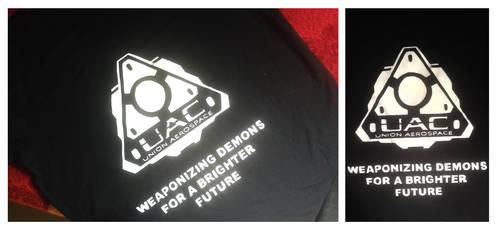 UAC T-Shirt by BrainLessGirl