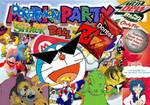 Doraemon Party Shrek Ball Z