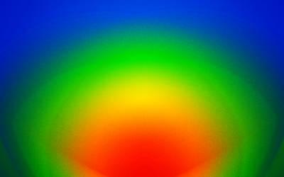 Lomo-back: Radial Colors by gabeweb