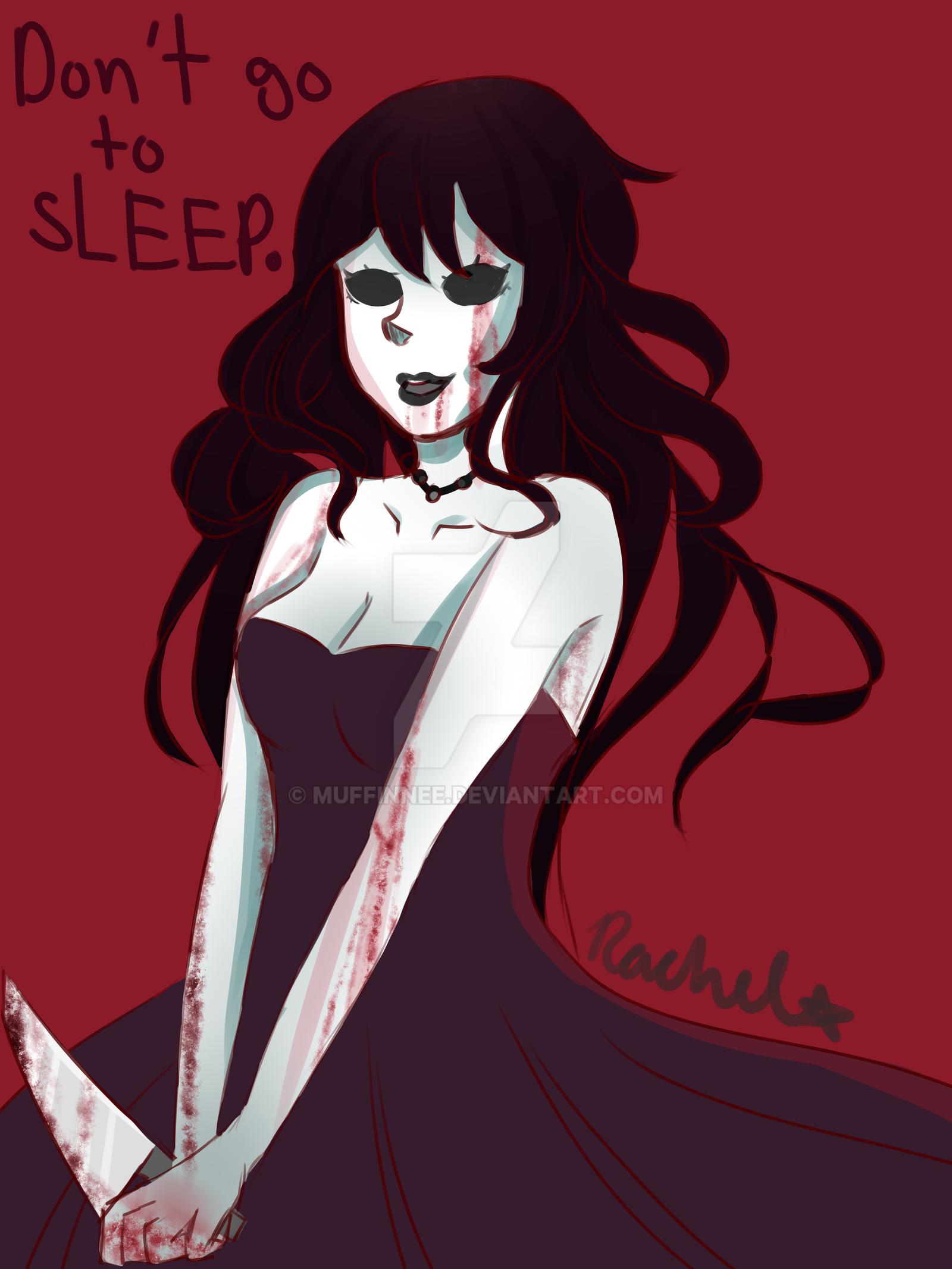 Jane the killer by muffinnee on deviantart - Jane the killer anime ...