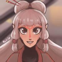 Paya  by Muffinnee